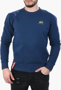 Bluza Alpha Industries z bawełny w stylu casual
