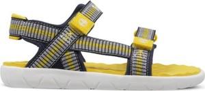 Buty dziecięce letnie Timberland dla chłopców na rzepy