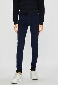 Jeansy Pepe Jeans w street stylu z bawełny