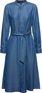 Sukienka Esprit z długim rękawem w stylu casual mini