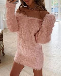 Sukienka Kendallme z dekoltem w kształcie litery v bodycon mini