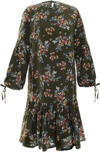 Sukienka Moda Su z długim rękawem mini