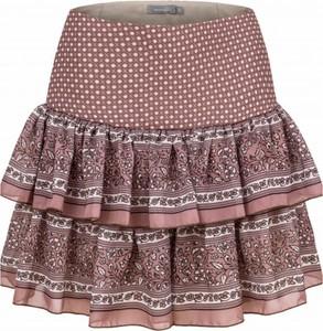 Różowa spódnica Manifiq&Co. mini