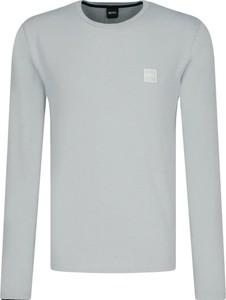 T-shirt Hugo Boss z długim rękawem w stylu casual