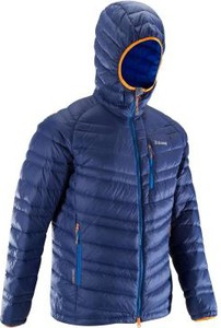 Niebieska kurtka Simond