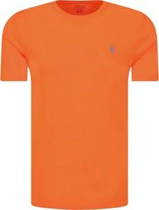 T-shirt POLO RALPH LAUREN z krótkim rękawem