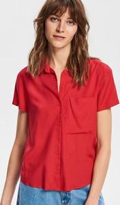 Wiosna Czerwone Koszule ReservedKolekcja 2019 Damskie KFTJlc1