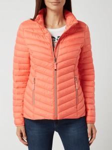 Pomarańczowa kurtka Christian Berg Woman Selection krótka