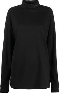 Czarny sweter 1017 Alyx 9sm z golfem