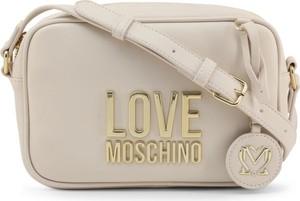 Torebka Love Moschino ze skóry matowa