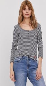 Bluzka Pepe Jeans w stylu casual z bawełny z długim rękawem