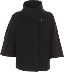 Czarna kurtka Fay z bawełny