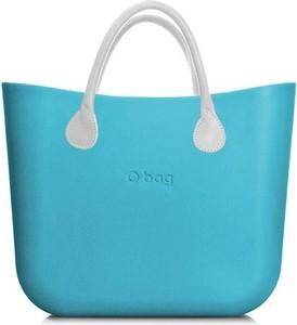 Turkusowa torebka O Bag