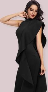Czarna sukienka Rare
