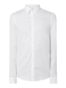 Koszula Calvin Klein z długim rękawem z bawełny z klasycznym kołnierzykiem