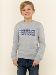 Bluza dziecięca Calvin Klein z jeansu