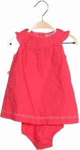 Różowa sukienka dziewczęca Obaibi