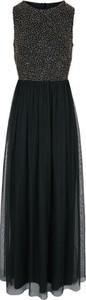 Sukienka Heine bez rękawów z okrągłym dekoltem maxi