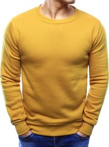 Pomarańczowa bluza dstreet