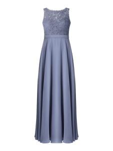Niebieska sukienka Jake*s z szyfonu
