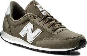 Sneakersy new balance - u410olg zielony