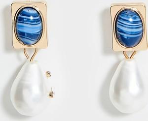 Mohito - Kolczyki z imitacją perły - Wielobarwny