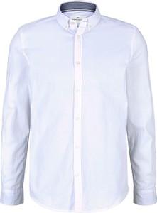 Koszula Tom Tailor z bawełny z długim rękawem