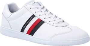 Buty sportowe Tommy Hilfiger w młodzieżowym stylu