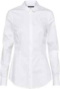 Koszula drykorn w stylu klasycznym z długim rękawem