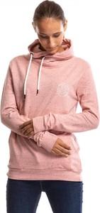 Różowa bluza Meatfly
