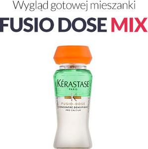 Kerastase Fusio Dose MIX | Kuracja nawilżająco-regenerująca: Fusio Dose Oleo-Fusion + Booster Reconstruction 12ml+6ml - GOTOWA MIESZANKA - Wysyłka w 24H!