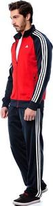 Dres Adidas Performance z dresówki