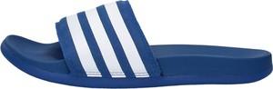 Niebieskie buty letnie męskie Adidas