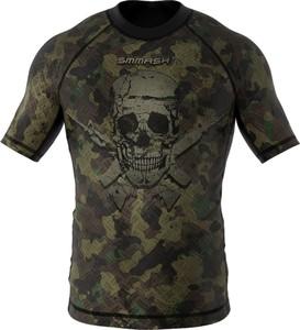 T-shirt Smmash z tkaniny