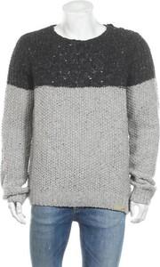 Sweter Diesel z bawełny z okrągłym dekoltem
