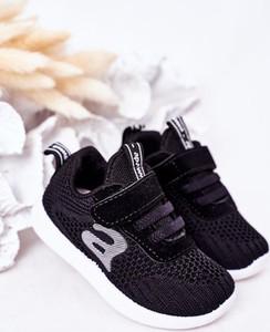 Buty sportowe dziecięce Apawwa ze skóry sznurowane