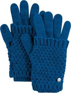 Niebieskie rękawiczki QUIOSQUE