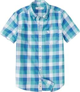 Koszula dziecięca Abercrombie & Fitch z bawełny