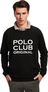 Bluza Polo Club z bawełny