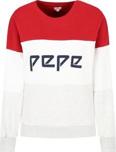 Bluza Pepe Jeans krótka