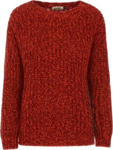 Czerwony sweter Ochnik