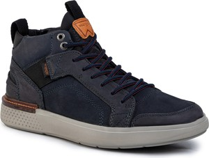 Sneakersy WRANGLER - Discovery Cross WM92102A Navy 016