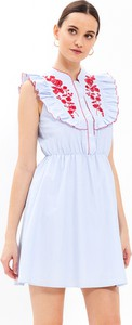 Sukienka Gate z bawełny ołówkowa