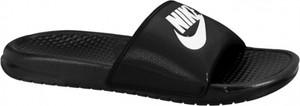 Czarne buty letnie męskie nike w sportowym stylu