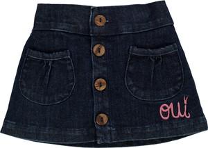 Spódniczka dziewczęca malani z jeansu