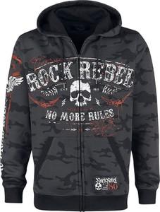 Bluza Rock Rebel by EMP z bawełny
