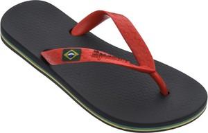 Czarne buty dziecięce letnie Ipanema dla chłopców