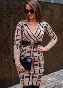 Sukienka Fason z bawełny mini