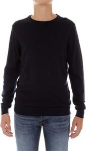Sweter Jack & Jones z okrągłym dekoltem w stylu casual