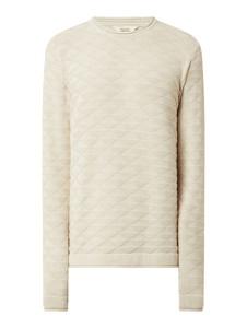 Sweter Solid z bawełny